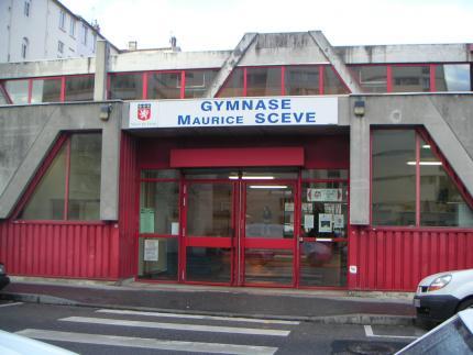 Gymnase Maurice Scève
