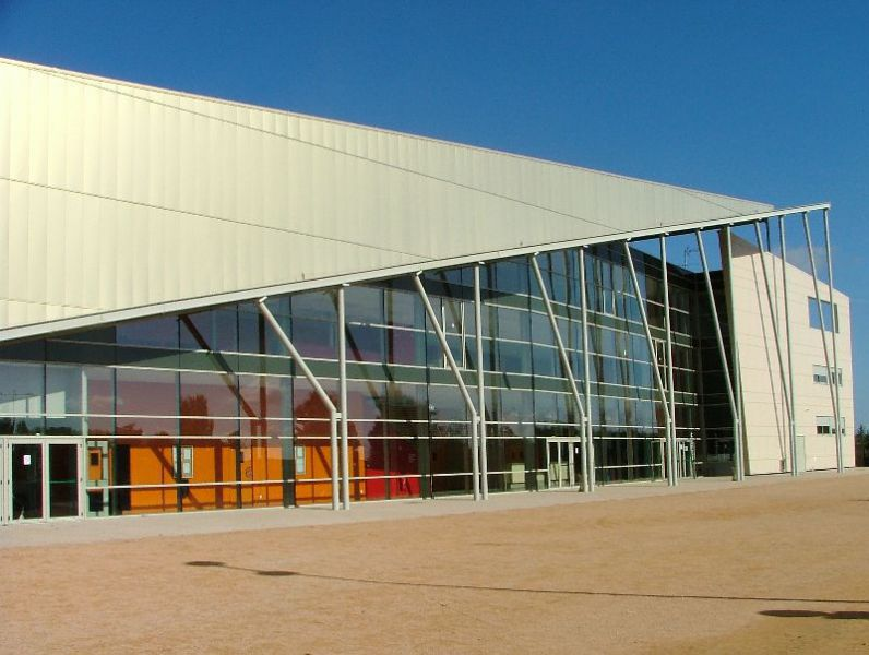 Palais des Sports d'Arnas